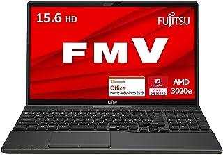 【公式】 富士通 ノートパソコン FMV LIFEBOOK AHシリーズ WAB/E3 (Windows 10 Home/15.6型ワイド液晶/AMD 3020e/8GBメモリ/約256GB SSD/スーパーマルチドライブ/Office Hom...