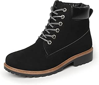 Sponsored Ad - Combat Boots For Women Water Proof Light Weight Ankle Boots
