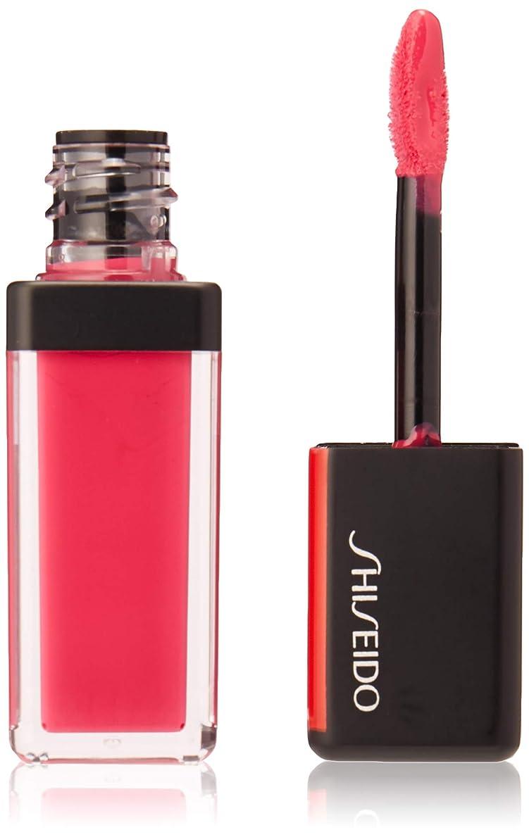 無条件請願者代替資生堂 LacquerInk LipShine - # 302 Piexi Pink (Strawberry) 6ml/0.2oz並行輸入品