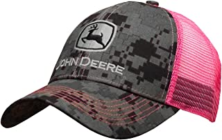 Best pink camo john deere hat Reviews