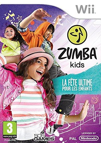 Zumba Fitness Zumba Kids Wii France
