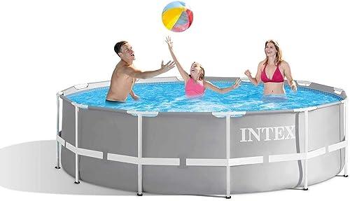 Intex-Schwimmbecken-Gartenpool-Set-Prism-Rondo