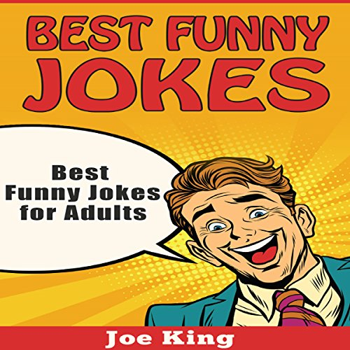 Best Funny Jokes for Adults cover art