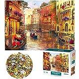 1000 Piezas Rompecabezas,Cardboard Puzzle,Puzzle Adultos,Puzzle Creativo,Rompecabezas para...