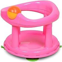 PVC Sedia per Doccia per Bambini Bambino Piccolo Soft Seat Pad Neonato Vasca da Bagno Tappetino per Cuscino daria Galleggiante Cartoon Morbido Antiscivolo Vasca Doccia per 0 6 Mesi