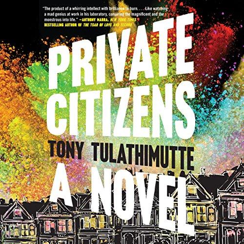 Private Citizens audiobook cover art