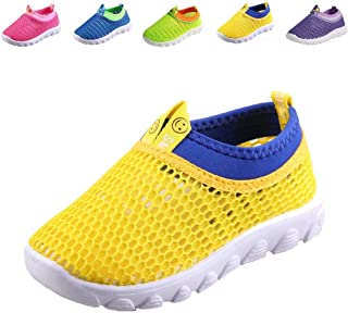 DESTURE Toddler Boys Water Shoes Lighteright Mesh Girl...