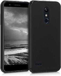 455c139f741 kwmobile Funda para LG K11 / K11+ - Carcasa para móvil en [TPU Silicona]