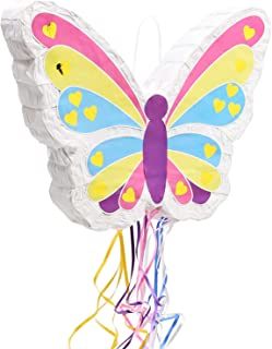 Mini Butterfly Piñata (16.5 x 13 in.)
