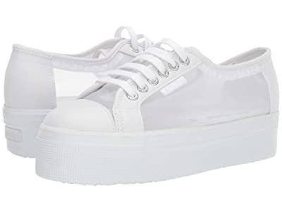 Superga 2790 Mattnetw (White) Women