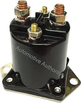 Automotive Authority LLC Club Car DS 36 Volt, 4 Terminal Solenoid (1976-1998) Electric Golf Carts