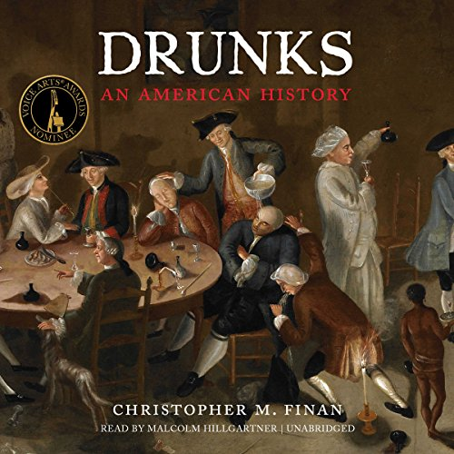 Drunks audiobook cover art