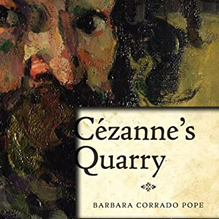 Cezanne's Quarry audiobook cover art