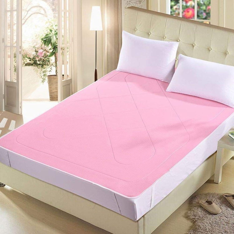 Foldable Mattress,Non-Slip Mattress Topper,3D Breathable Washable Soft Mattress Thin Pad Bedroom-B 150x200cm(59x79inch)