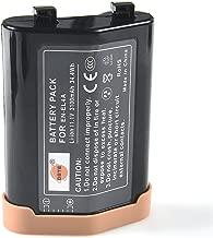 DSTE   EN-EL4A Rechargeable Li-ion Battery for Nikon EN-EL4A  D2Z  D2H  D2Hs  D2X  D2Xs  D3  D3S  D3X