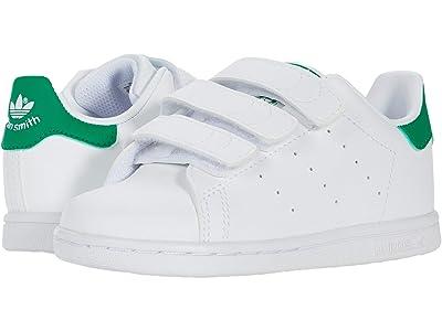 adidas Originals Kids Stan Smith CF (Toddler)