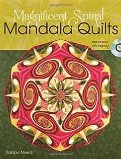 Magnificent Spiral Mandala Quilts