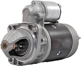 STARTER MOTOR FITS DEUTZ TRACTOR D5206 D5506 D6006 D6206 0-001-359-027 0-001-358-026 116-1384 11.130.484