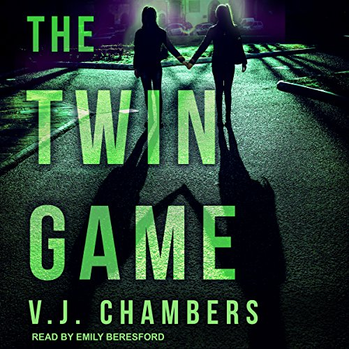The Twin Game audiobook cover art