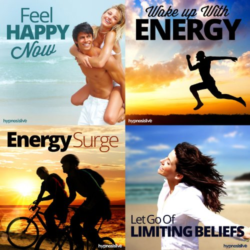 Seize the Day Hypnosis Bundle audiobook cover art