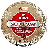 Kiwi Saddle Soap, 3.125 Ounce