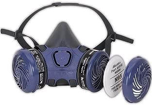 Moldex M7112M 7000 Series Assembled Respirators with Cartridges, Medium