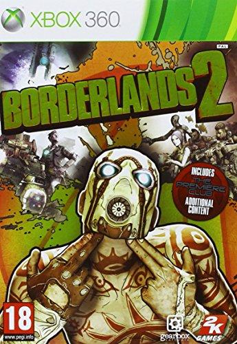 Take-Two Interactive Borderlands 2 (Premiere Club), Xbox 360