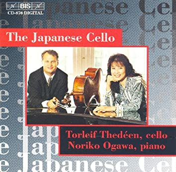 Thedeen, Torleif: The Japanese Cello