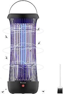 Osaloe Lámpara Antimosquitos Portátil, Asesino del Mosquitos y Insectos, Lámpara LED Iluminación Lámpara de Mosquitos Eléctrica para Casa, Cocina, Oficina, Dormitorio, Interior y Exterior