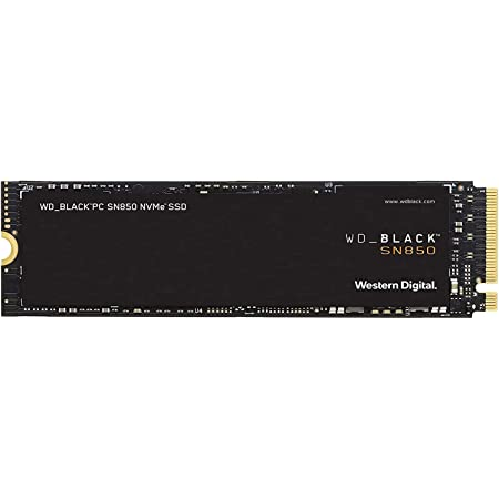 Wd Black Sn850 1 Tb Nvme Interne Gaming Ssd Pcie Gen4 Computer Zubehör