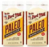 Bobs Red Mill Flour Baking Paleo - Non Gluten - Pack of 2