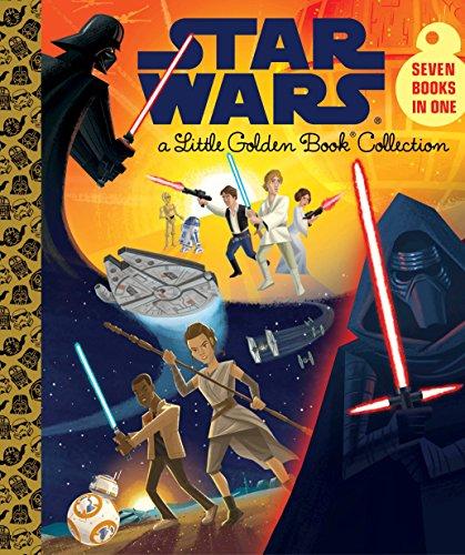 Star Wars Little Golden Book Collection (Star Wars) (Little Golden Book...