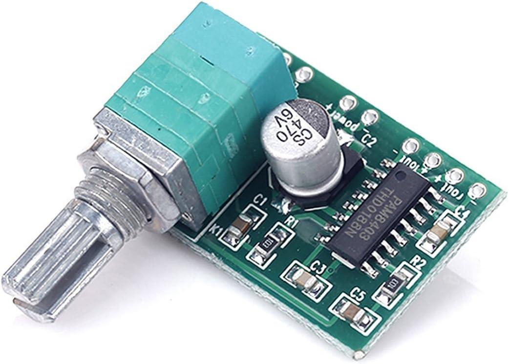 DollaTek Mini Max 58% OFF DC 3W + Free shipping on posting reviews 5V Amp Amplifier Digital Handy Audio