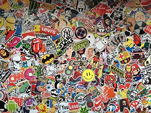 Aufkleber pack Dekoration skateboard, Fahrrad, Motorrad, Auto, laptop, Gepäck, Notebook, wasserdichter Vinylaufkleber, snowboard, marken, rock, helden, lustige stickers, Kind, graffiti, spiele (50)