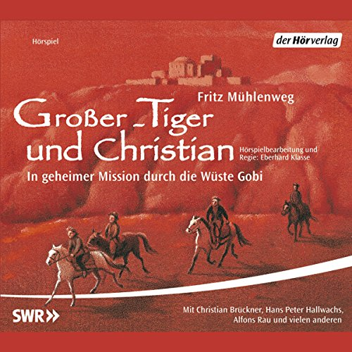 Großer-Tiger und Christian audiobook cover art