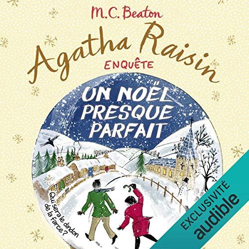 Un Noël presque parfait: Agatha Raisin enquête 18
