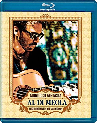Al Di Meola - Morocco Fantasia [Blu-ray] [Alemania]