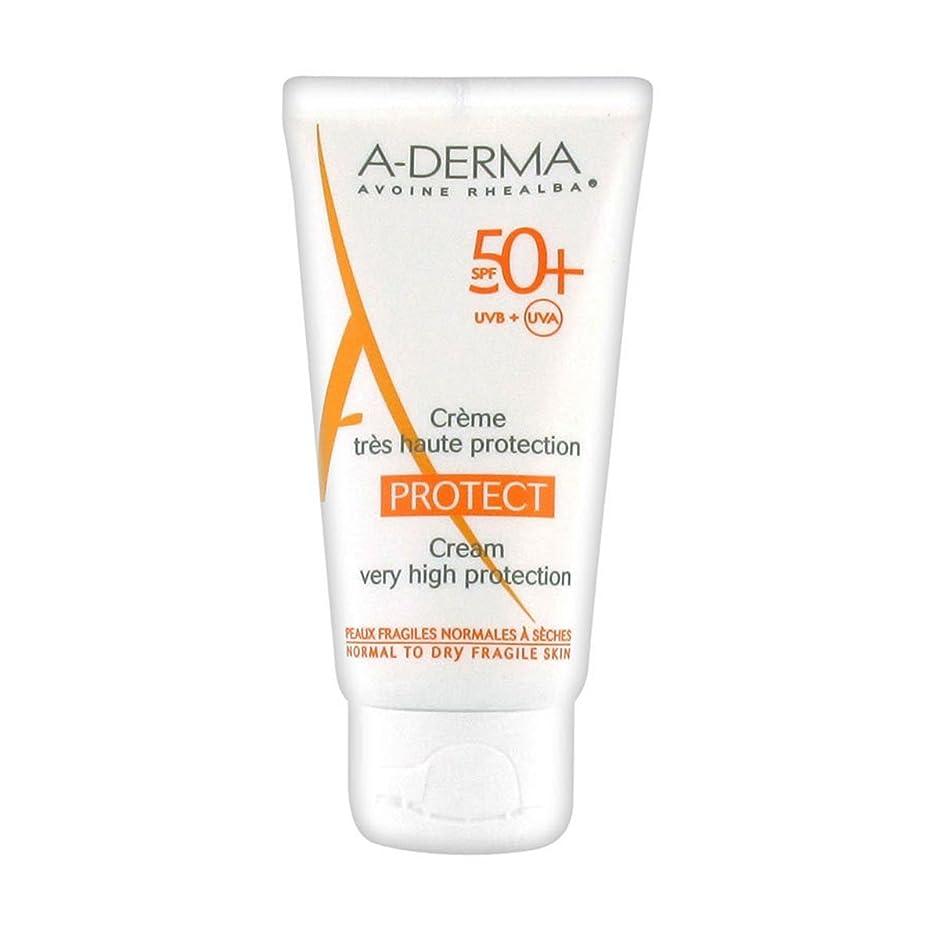 ビーズ不完全知性A-derma Protect Cream Sfp50+ 40ml [並行輸入品]