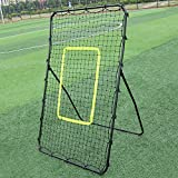 Mulple Rebounder Net Kids Adults Soccer Football Game Spot Baseball Softball Professional Galvanized