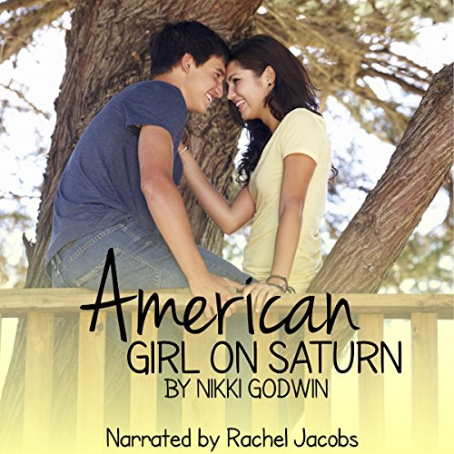 American Girl on Saturn audiobook cover art