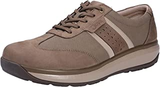 JOYA Mens David Nubuck Textile Shoes