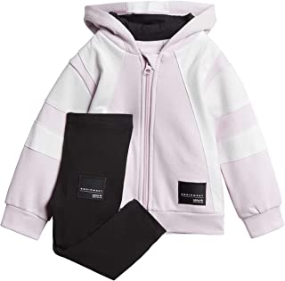 Baby's Orginals EQT Hoodie Set Aero Pink/White ce4326
