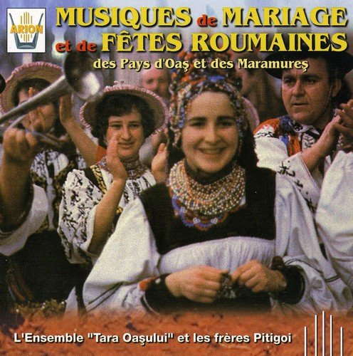 Rumänische Volksmusik für Hochzeiten und andere festlichen Anlässe