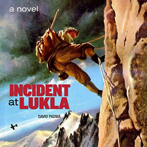 Incident at Lukla audiobook cover art