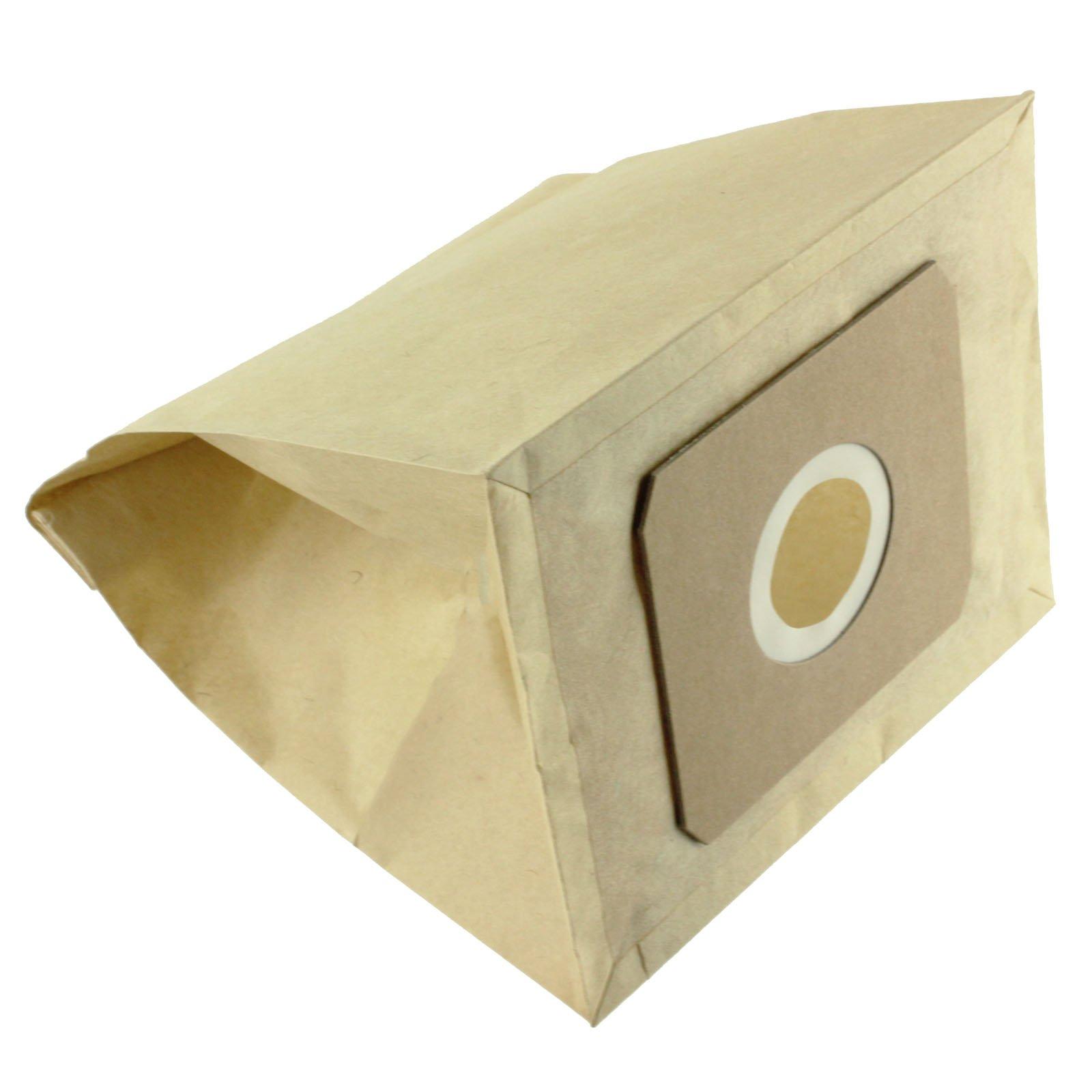 Spares2go fuertes bolsas de polvo para Dirt Devil aspiradora (paquete de 5, 10, 15, 20 + ambientadores opcional) 10 Bags + 10 Fresheners: Amazon.es: Hogar