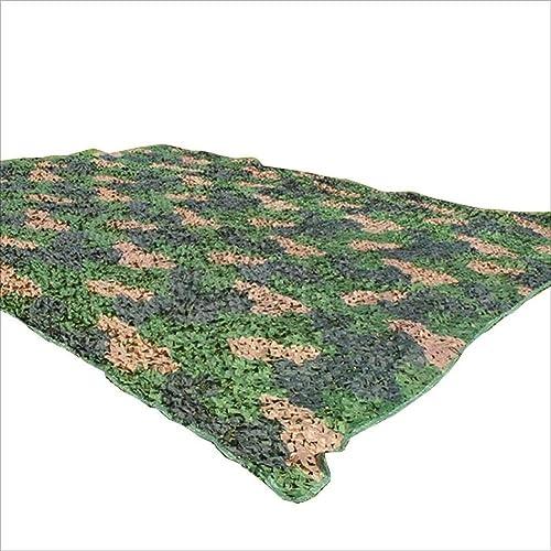 Filet Pare-soleil, Cryptage De Plein Air Jungle EntraineHommest Militaire Défense Aérienne Camouflage Ombre D'écran Solaire, Plusieurs Tailles GAOFENG (Couleur   Vert, taille   3  4m)