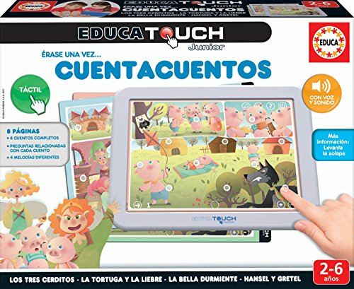 Educa Borrs Educa Touch Junior Cuentacuentos (17952)