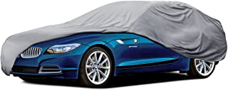 Car Cover for BMW Z1 Z3 Z4 Z8 Outdoor Waterproof All Weather 3 Layers UV Proof