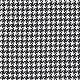 Fabulous Fabrics Crêpe Chiffon Hahnentritt –