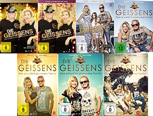 Staffel 6-10 (22 DVDs)